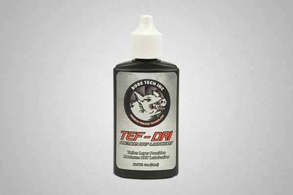 Tef Dri™ (dry lubricant)